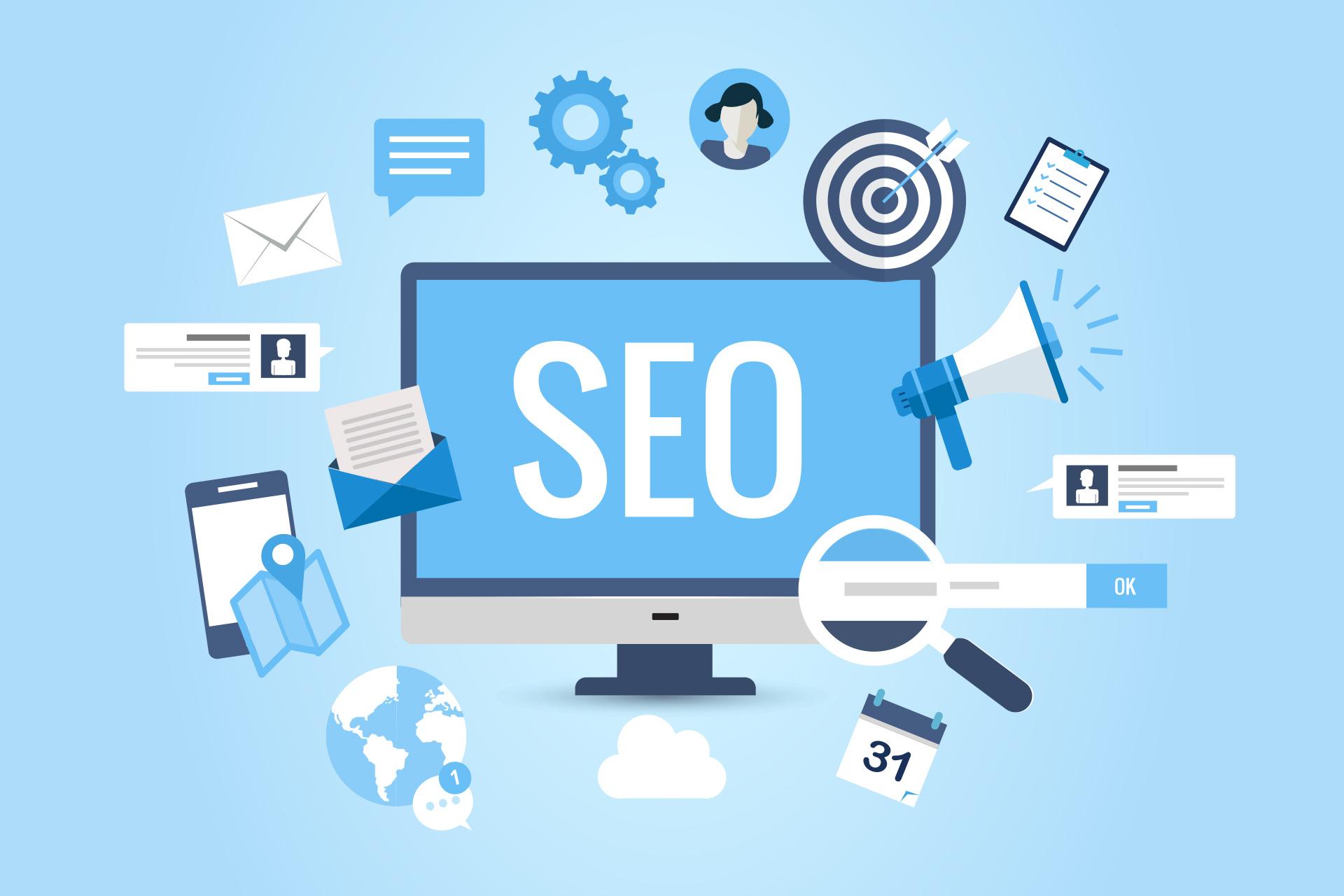 Работа сайта seo реклама в прессе и интернете